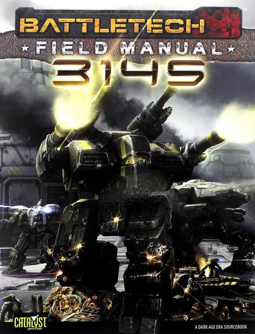 BattleTech Field Manual 3145 Board Game Accessory Book
