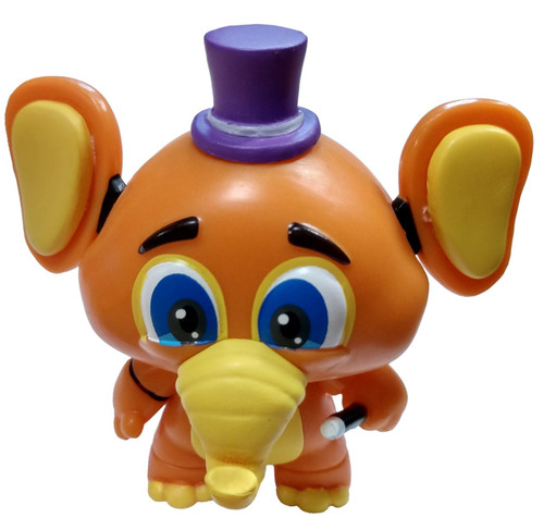 Funko Five Nights at Freddy's Pizzeria Simulator Orville Elephant 1/6 Mystery Minifigure [Loose]