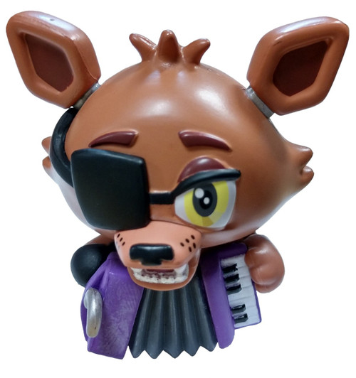Funko Five Nights at Freddy's Pizzeria Simulator Rockstar Foxy 1/6 Mystery Minifigure [Loose]