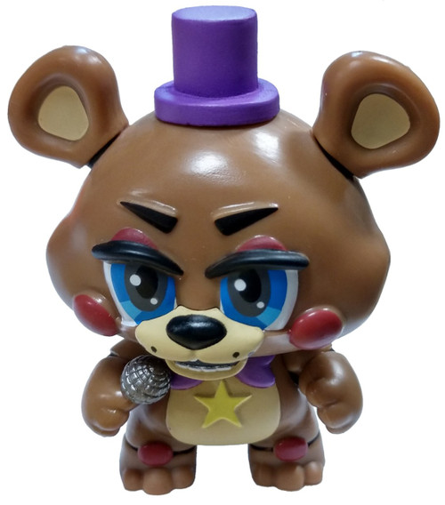 Funko Five Nights at Freddy's Pizzeria Simulator Rockstar Freddy 1/6 Mystery Minifigure [Loose]