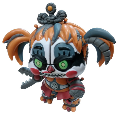 Funko Five Nights at Freddy's Pizzeria Simulator Scrap Baby Exclusive 1/12 Mystery Minifigure [Loose]