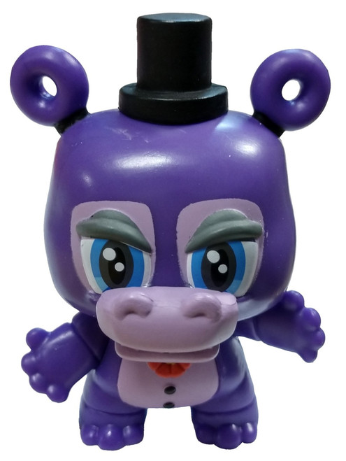 Funko Five Nights at Freddy's Pizzeria Simulator Mr. Hippo 1/24 Mystery Minifigure [Loose]