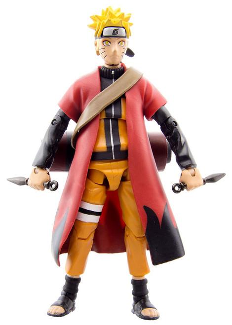 Naruto Shippuden Naruto Sage Mode Exclusive Action Figure