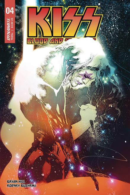 Dynamite Entertainment Kiss Blood Stardust #5 Comic Book