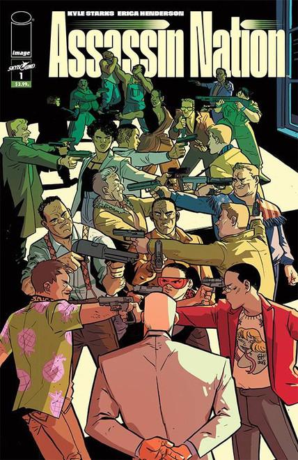 Image Comics Assassin Nation #1 Comic Book