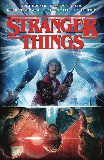 Dark Horse Stranger Things Other Side Trade Paperback Comic Book Vol. 1