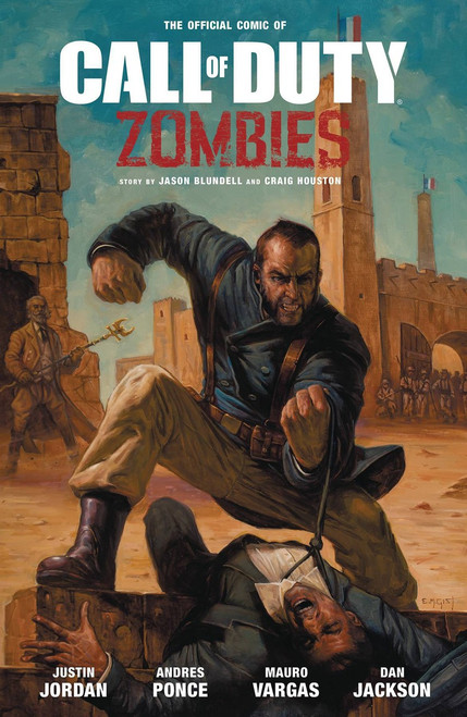 Dark Horse Call of Duty Zombies 2 Trade Paperback Comic Book