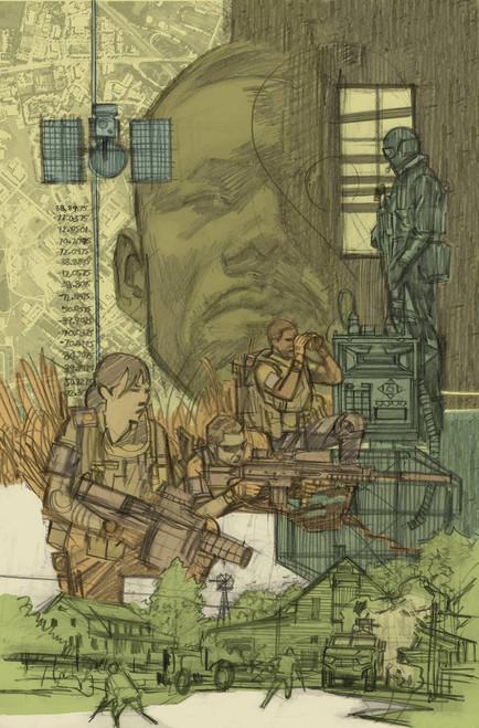 Dark Horse Tom Clancy's Division Extremis Malis #3 of 3 Comic Book