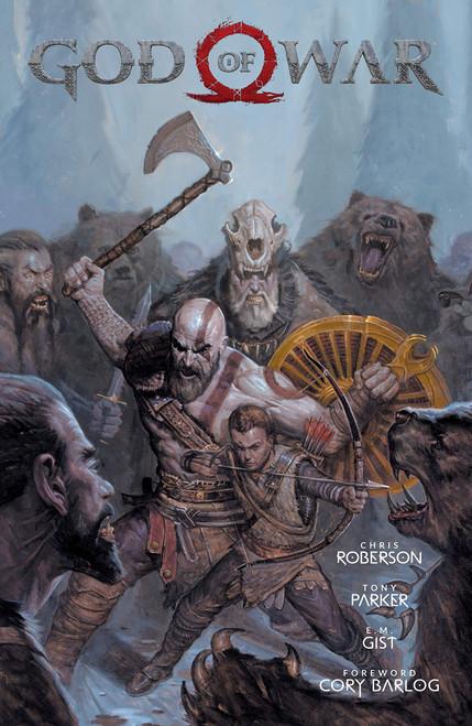 Dark Horse God of War Trade Paperback Comic Book
