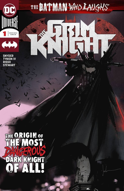 DC The Batman Who Laughs The Grim Knight #1 Comic Book
