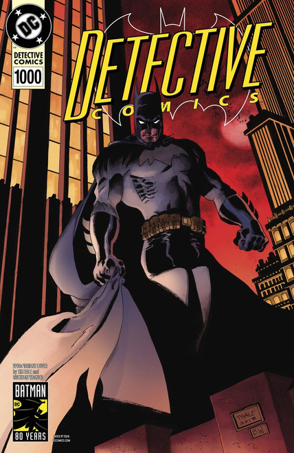 DC Detective Comics #1000 Comic Book [1990's Variant Cover]