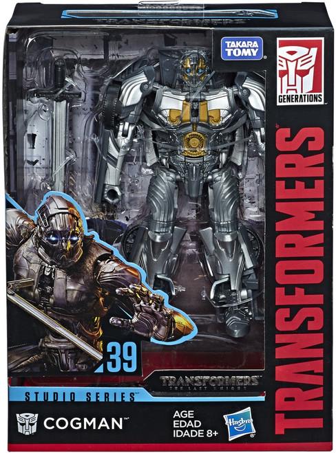 Transformers Generations Studio Series Cogman Deluxe Action Figure #39