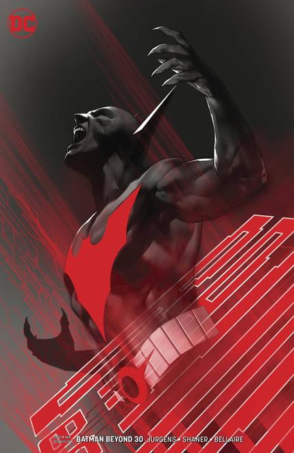 DC Batman Beyond #30 Comic Book [Martinbrough Variant Cover]