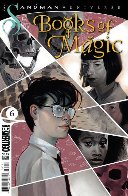 DC Books of Magic #6 The Sandman Universe Comic Book