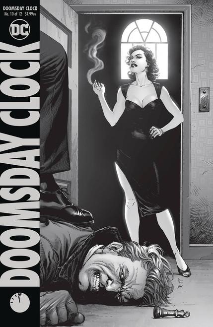 DC Doomsday Clock #10 Comic Book