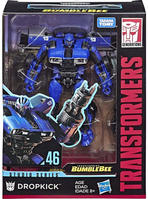 Transformers Generations Studio Series Dropkick Deluxe Action Figure #46 [Version 2, Bumblebee]