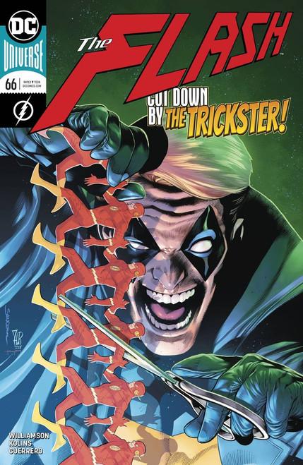 DC The Flash #66 Comic Book