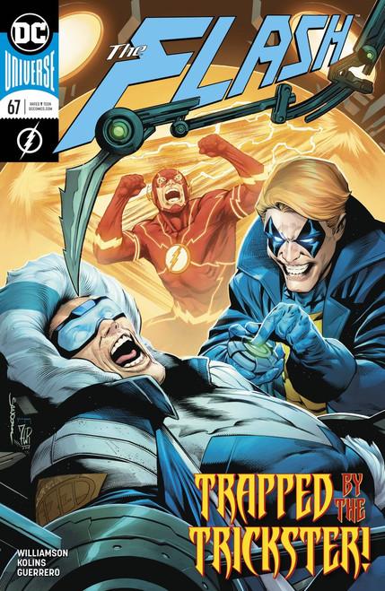 DC The Flash #67 Comic Book