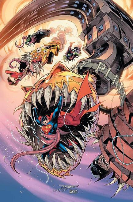 DC Justice League #19 Comic Book