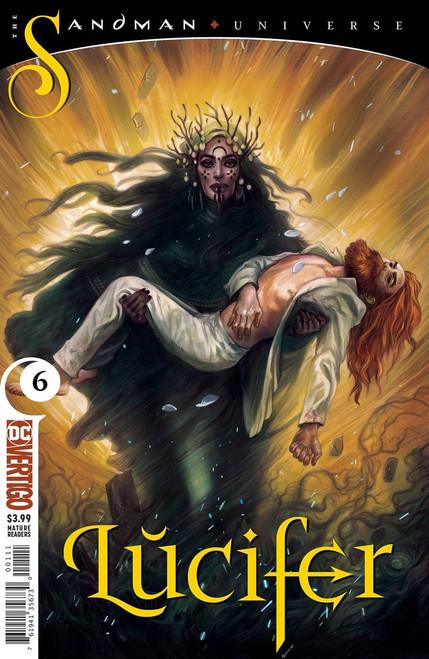 DC Lucifer #6 The Sandman Universe Comic Book