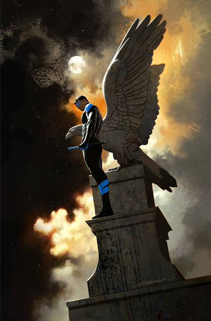 DC Nightwing #57 Comic Book [Jeff Dekal Variant Cover]