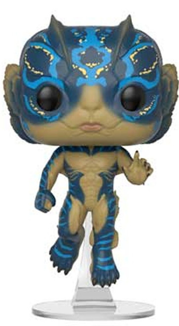 Funko The Shape Of Water POP! Movies Amphibian Man Vinyl Figure [No Glow, Regular Version, Damaged Package]
