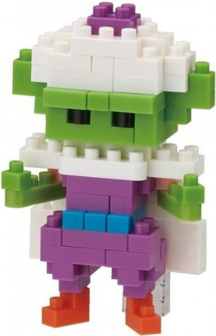 Nanoblock Dragon Ball Z Piccolo Micro-Sized Building Block Set #003