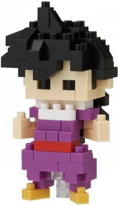 Nanoblock Dragon Ball Z Son Gohan Micro-Sized Building Block Set #002