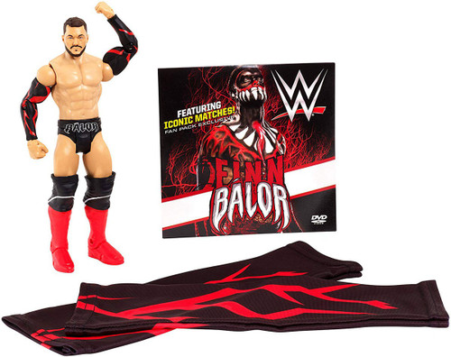 WWE Wrestling Finn Balor Ultimate Fan Pack