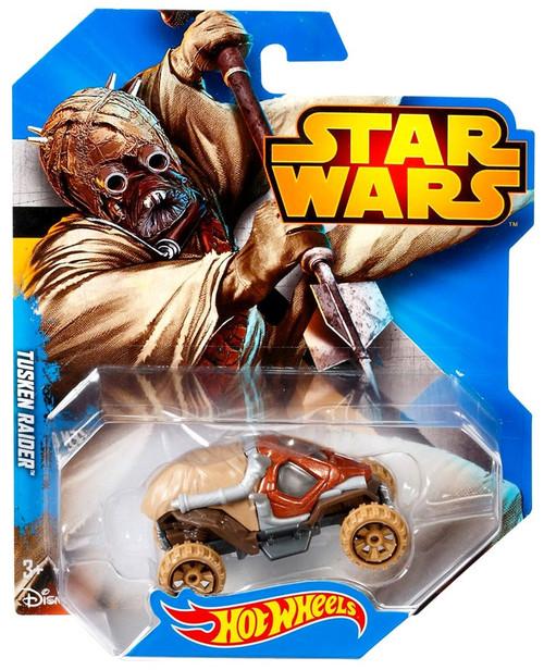 Hot Wheels Star Wars Tusken Raider Diecast Car