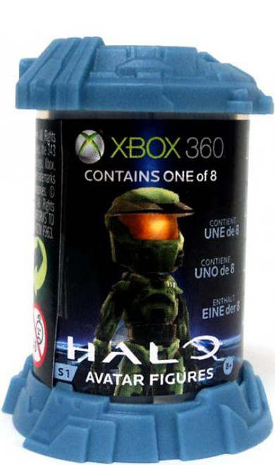 McFarlane Toys Halo XBOX 360 Avatar Figures Series 1 2-Inch Mystery Pack