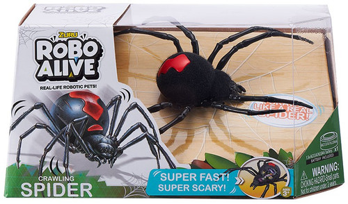 Robo Alive Crawling Spider Robotic Pet Figure
