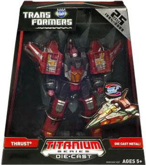 Transformers TItanium Series Thrust Diecast Figure [Damaged Package]