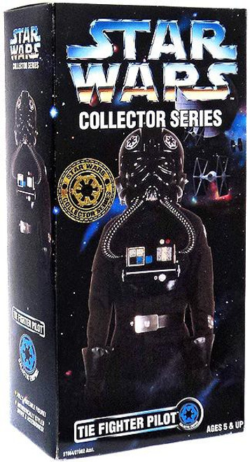 Star Wars A New Hope Collector Series Tie Fighter Pilot Action Figure