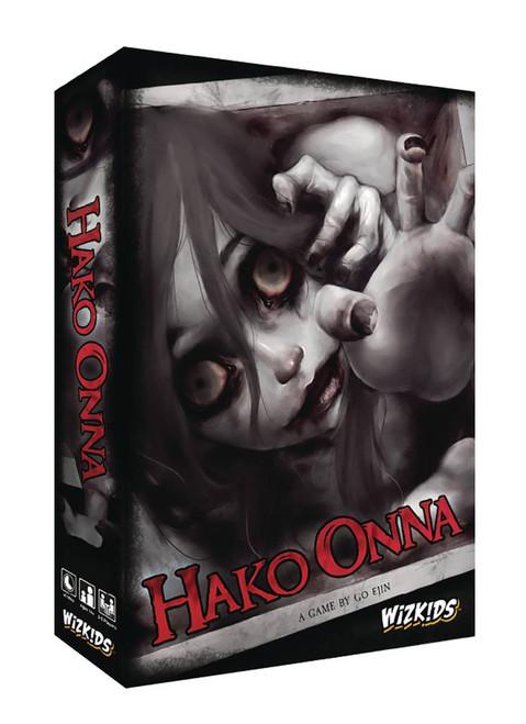 WizKids Hako Onna Board Game