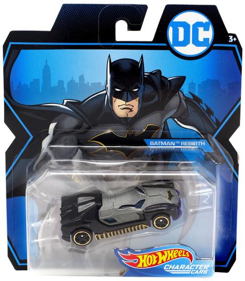 Hot Wheels DC Character Cars Batman Rebirth Die-Cast Car