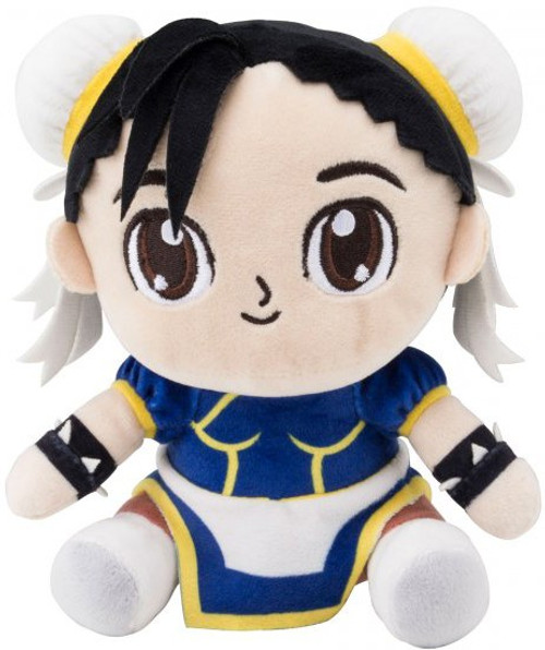 Street Fighter Stubbins Chun-Li 6-Inch Plush