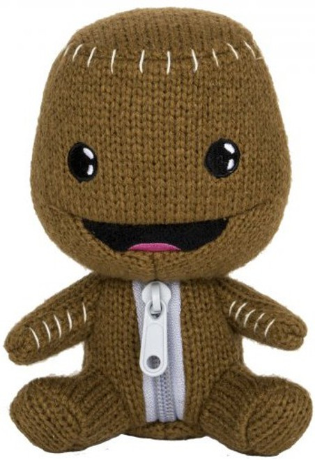Little Big Planet Stubbins Sack Boy 6-Inch Plush (Pre-Order ships May)
