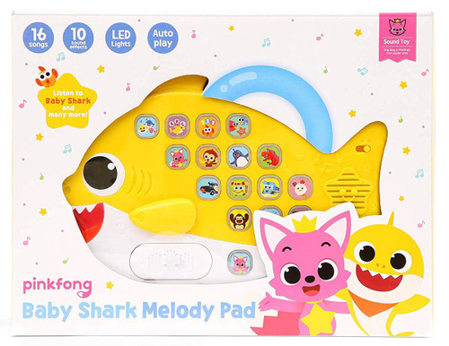 Pinkfong Baby Shark Melody Pad Electronic Toy