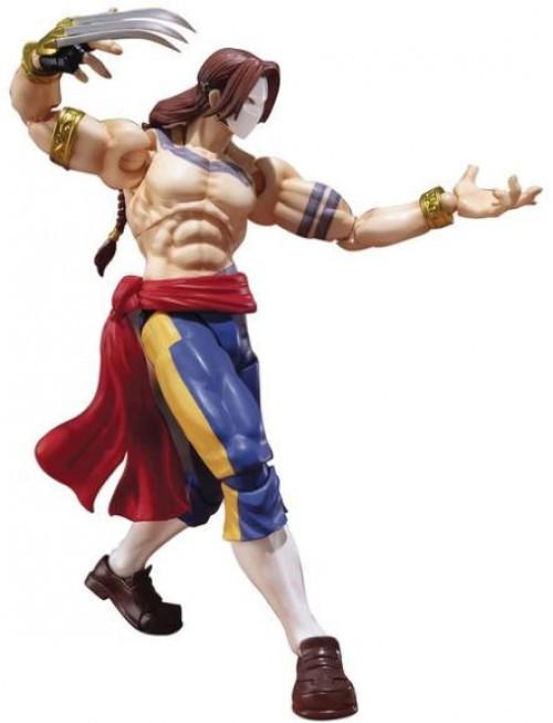 Street Fighter Figuarts Vega Action Figure