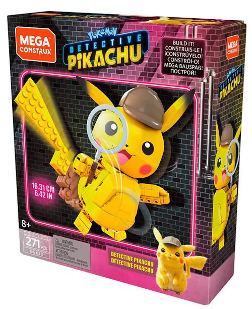 Pokemon Detective Pikachu Pikachu Set [Medium Figure]