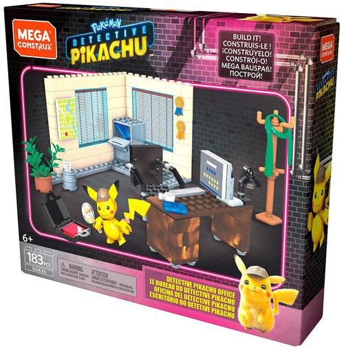 Pokemon Detective Pikachu Office Set