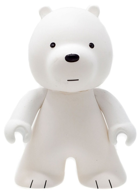 Cartoon Network Originals Ice Bear 3-Inch 1/18 Vinyl Mini Figure [Loose]