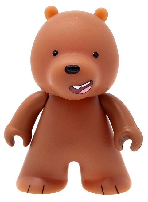 Cartoon Network Originals Grizzly Bear 3-Inch 1/36 Vinyl Mini Figure [Loose]