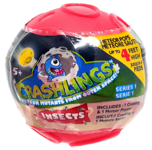 Crashlings Series 1 Insects Mystery Pack