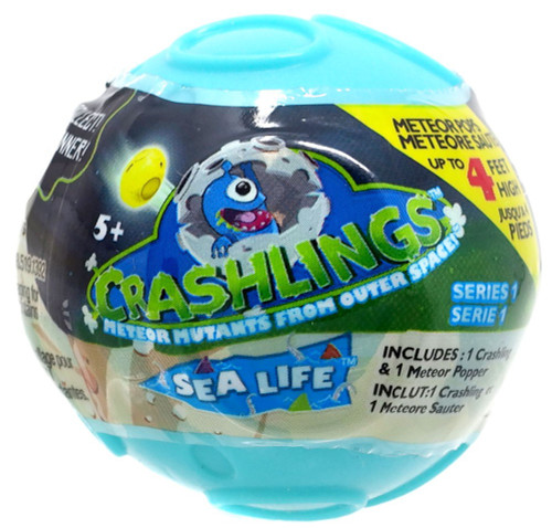 Crashlings Sea Life Mystery Pack