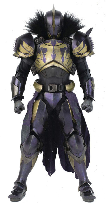 Destiny 2 Bungie X ThreeA Golden Trance Shader Collectible Figure