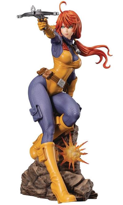 GI Joe Bishoujo Scarlett Statue
