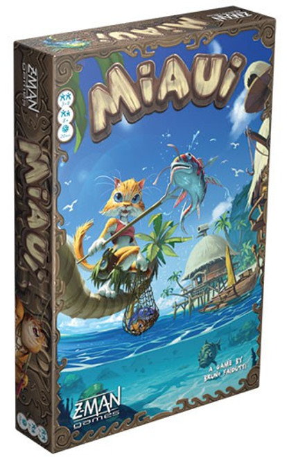 Miaui Board Game