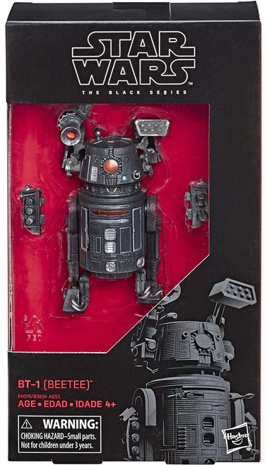 Star Wars Expanded Universe Black Series 32 BT-1 Action Figure [BeeTee]